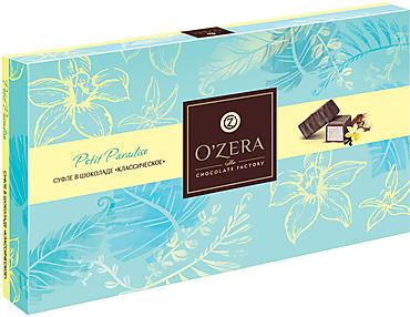 «OZera», суфле в шоколаде «Классическое», 200г