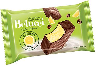 Конфета «Belucci» с лимонным вкусом (коробка 1,2кг)
