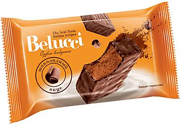 Конфета Belucci с шоколадным вкусом (коробка 1,2кг)