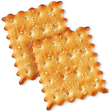 Крекер с солью (коробка 4,4кг)