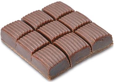 Ирис с шоколадным вкусом (коробка 2,24кг)