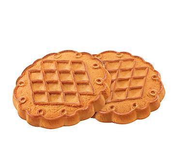 Печенье «Дивная Дарёнка» с топлёным молоком, сахарное (коробка 4кг)