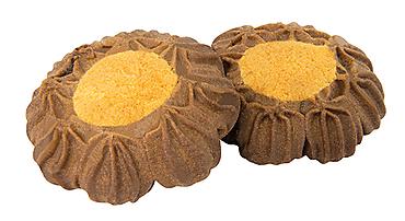 Печенье «Шоколадное курабье» (коробка 3,5кг)
