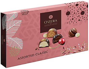 «OZera», конфеты «Assorted classic», 200г