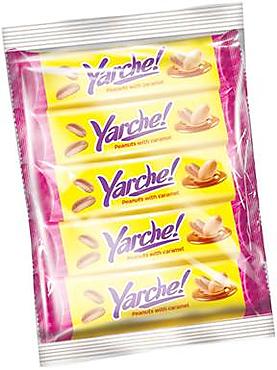 Батончик «Yarche!» с арахисом, 250г