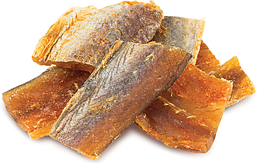 Путассу с перцем сушёно-вяленая (упаковка 1кг)