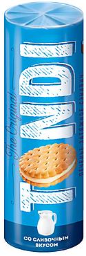 «Tondi», печенье–сэндвич со сливочным вкусом, 182г