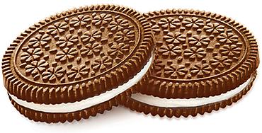 Печенье–сэндвич с шоколадно-сливочным вкусом (коробка 4кг)