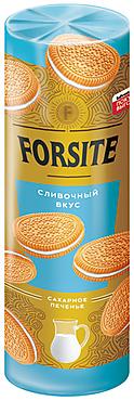 «Forsite», печенье-сэндвич со сливочным кремом, 208г