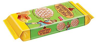 «Пряничное печенье», сдобное пряничное печенье со вкусом мёда, 223г