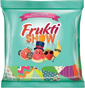 Карамель «Frukti Show», 180г