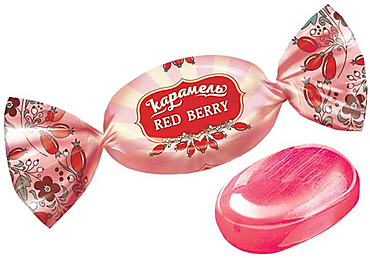 Карамель «Red berry»