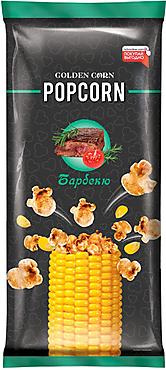«Golden Corn», попкорн со вкусом барбекю, 100г
