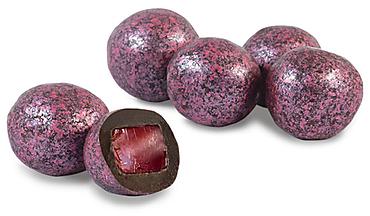 Драже мармелад со вкусом вишни в темной шоколадной глазури (коробка 1,5кг)