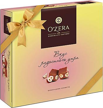 «OZera», конфеты шоколадные «Вкус радостного утра», 180г