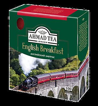 Чай черный «Ahmad Tea» English Breackfast, 200г