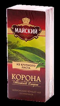 Чай черный «Майский» Отборный, 50г