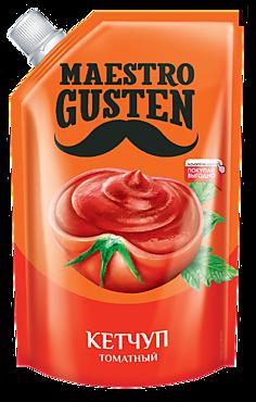 Кетчуп «Maestro Gusten» томатный,, 400г