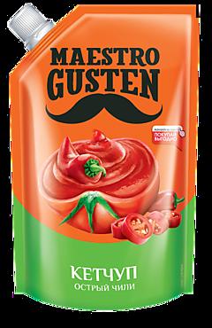 Кетчуп «Maestro Gusten» Острый чили, 400г