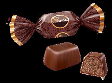 Конфеты «Глэйс» со вкусом шоколада