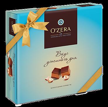 Конфеты шоколадные «O'Zera» Вкус успешного дня, 195г
