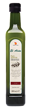 Масло оливковое «EL alino» Pure olive oil, 500мл