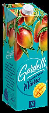 Нектар «Gardelli» Тропический манго, 1л