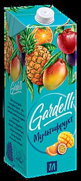 Нектар «Gardelli» мультифрукт, 1л