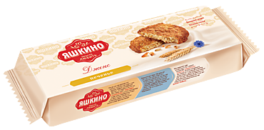 Печенье «Яшкино» Дженс, 180г