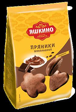 Пряники «Яшкино» шоколадные, 350г