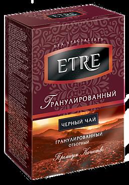 Чай черный «Etre» гранулированный, 100г