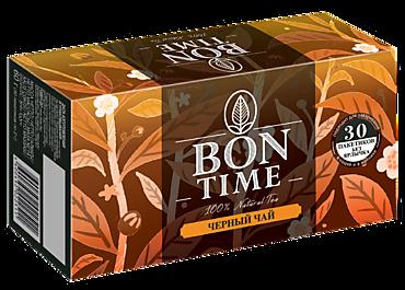 Чай черный «Bontime» 30 пакетиков, 60г
