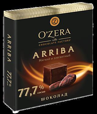 Шоколад «O'Zera» Arriba горький, 90г