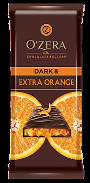 Шоколад «OZera» Dark&Extra orange, 90г