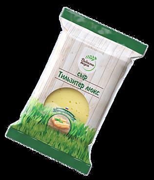 Сыр 45% «Радость вкуса» Тильзитер люкс, 250г