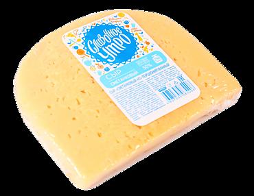 Сыр 50% «Сливочное утро» Сметанковый, 250г
