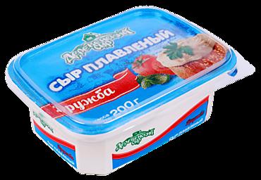Сыр плавленый Дружба 50% «Деревенский сыр», 200г