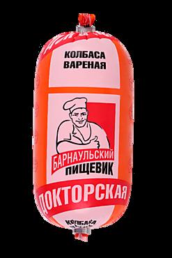 Колбаса Докторская «Барнаульский пищевик», 380г