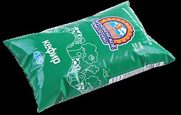 Кефир 2.5% «Деревенское молочко», 900г