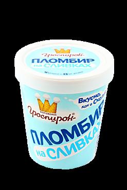 Мороженое пломбир на сливках, 430г