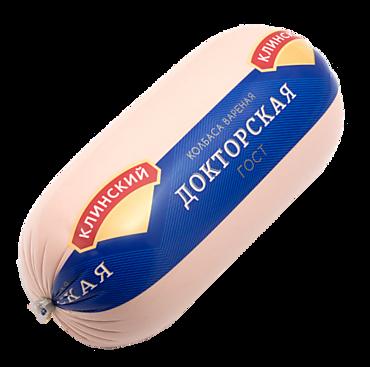 Колбаса Докторская «Клинский», 500г