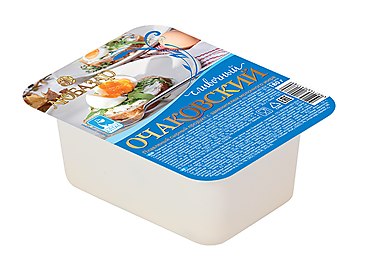 Плавленый сырный продукт 60% «Очаковский» сливочный, 180г