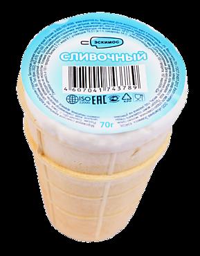 Мороженое сливочное, 70г