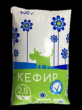 Кефир 2.5%, 900г