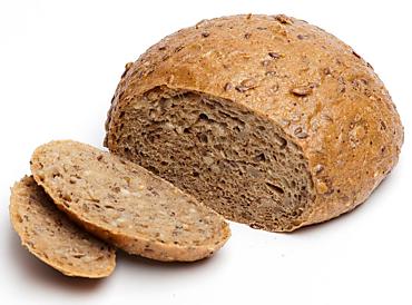 Хлеб подовый «Хлебозавод №4» 8 злаков, 300г