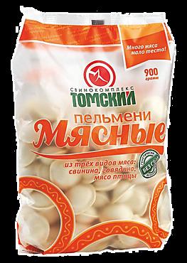 Пельмени «Свинокомплекс Томский» Мясные, 900г