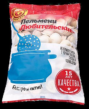 Пельмени «Межениновские продукты» Любительские, 1кг
