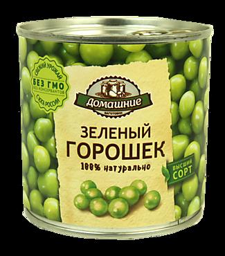 Зеленый горошек «Домашние заготовки» 425 мл