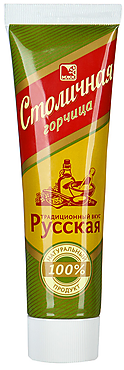 Горчица «Столичная» Русская, 100г