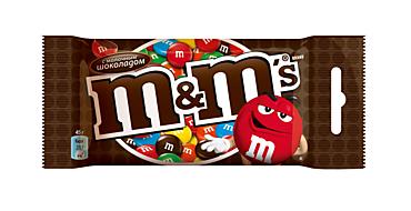 Драже «M&M's» шоколад, 45г